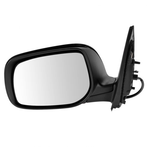 09-12 Toyota Corolla Power Gloss Black Mirror LH