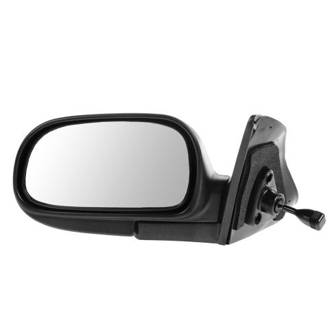 93-97 Toyota Corolla Manual Remote Mirror LH