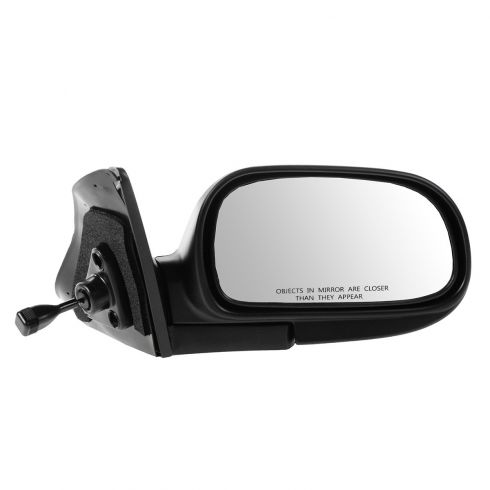 93-97 Toyota Corolla Manual Remote Mirror RH