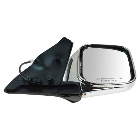 92-00 Mitsubishi Montero Power Chrome Mirror RH