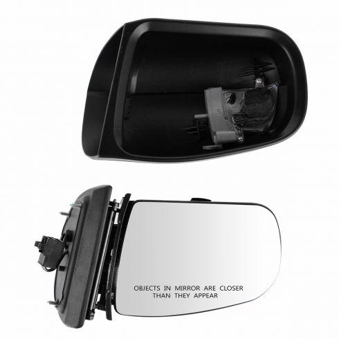 00-03 MB E320; 00-02 E430, E55AMG Power Heated w/Turn Signal (7 Pin) Mirror RH