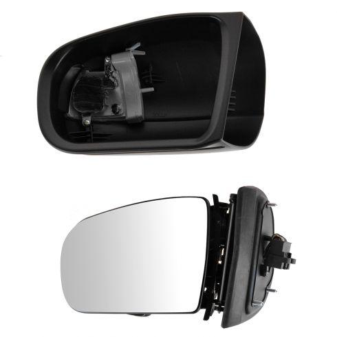 00-02 MB E320; 03 E320 SW; 00-02 E430, E55AMG Power Heated w/Memory & Turn Signal (11 Pin) Mirror LH