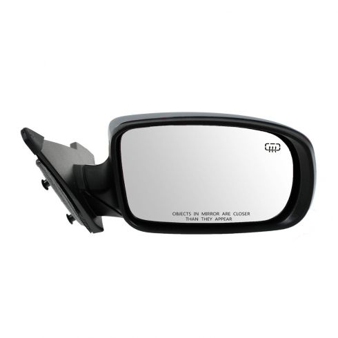 11-13 Chrysler 200 Convertible Power Heated Chrome Mirror RH