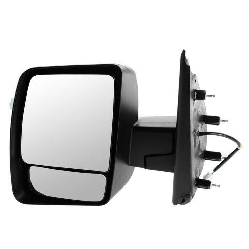 12-13 Nissan NV 1500, 2500, 3500 Power, Heated w/Textured Black Cap Mirror LH