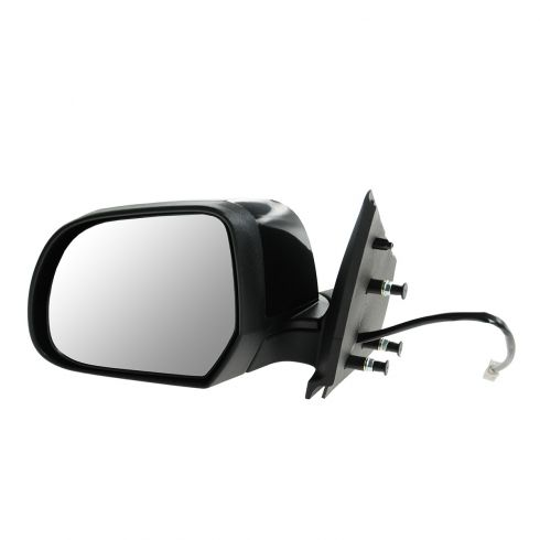 12-13 Nissan Versa Sedan Power PTM Mirror LH
