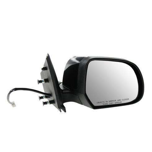 12-13 Nissan Versa Sedan Power PTM Mirror RH