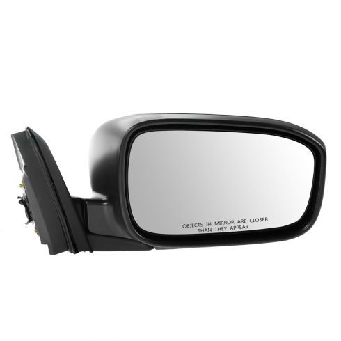 03-07 Honda Accord Coupe Power Gloss Black Mirror RH