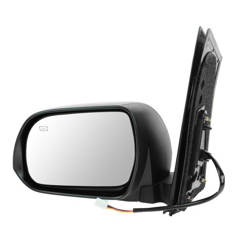 13 Toyota Sienna Power Heated PTM Mirror LH