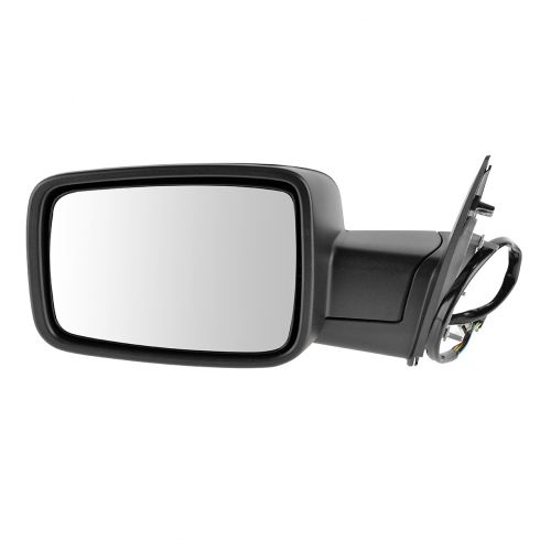 13 Ram 1500, 2500 Power Folding, Heated, Turn Signal, Puddle Light PTM Mirror (w/Temp Sensor) LH