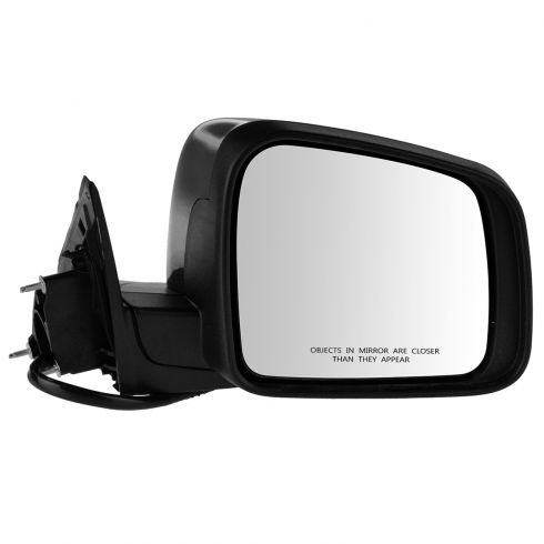 11-13 Jeep Grand Cherokee Power, Htd, w/Memory, Turn Signal, Blind Spot Indicator PTM Cover Mir RH
