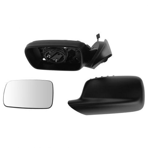 00-06 BMW 323Ci; 325Ci; 328Ci; 330Ci Power Heated Fixed Mirror LH