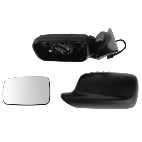 00-06 BMW 323Ci; 325Ci; 328Ci; 330Ci Power Heated Fixed Mirror w/ Mem LH