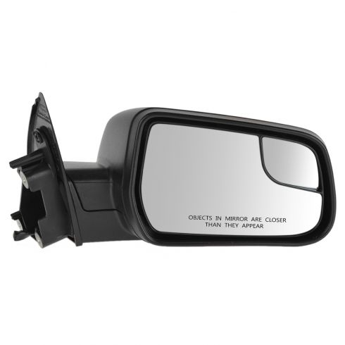 12-14 Chevy Equinox Textured Black Power Mirror w/Convex Insert RH