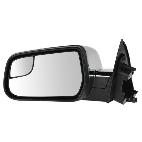 10-14 Chevy Equinox, Terrain Power, Heated, w/Memory Mirror w/Heated Convex Insert & Chrome Cover LH