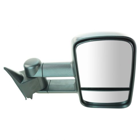 88-00 Chevy C/K PU SUV Suburban Manual Towing UPGRADE Mirror RH