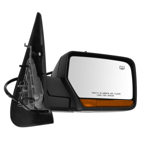07-13 Expedition, Navigator Power Folding, Htd, Pud Light, Memory, LED Turn Signal Text Bl Mirror RH