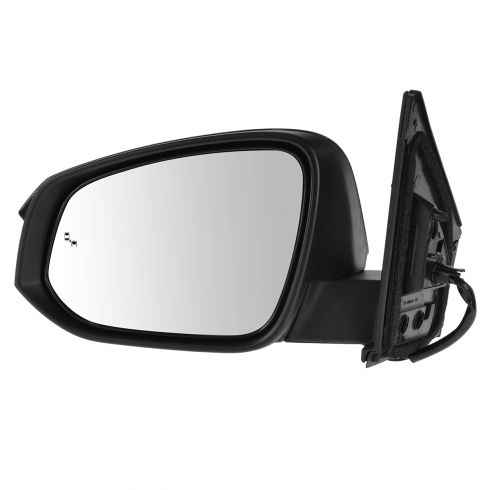 13-14 Toyota Rav4 (w/Blind Spot Protection) Power, Heated, w/Turn Signal w/PTM Cap Mirror LH