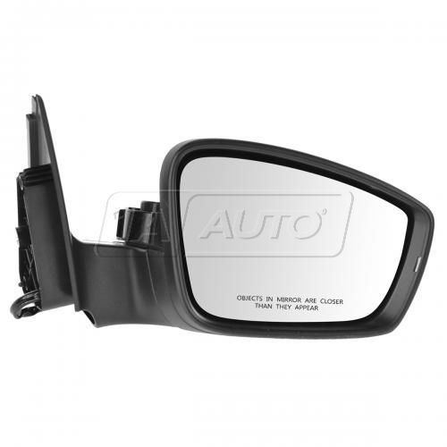 11-14 VW Jetta Sedan; 13-14 Jetta Hybrid Power, Heated, w/Turn Signal Textured Black Mirror RH