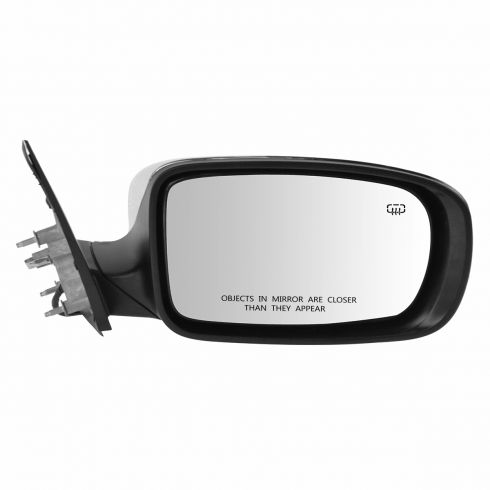 11-14 Chrysler 300 Power Heated Manual Fold Chrome Mirror RH