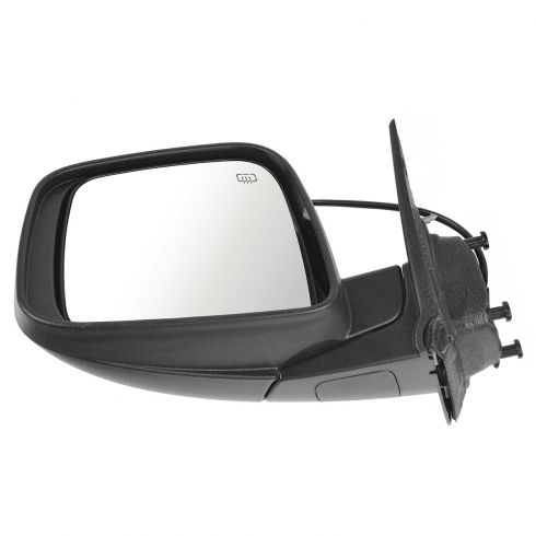 11-13 Dodge Durango Power Heated PTM Mirror LH