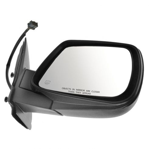 05-10 Jeep Grand Cherokee Power Heated Memory Textured Mirror RH