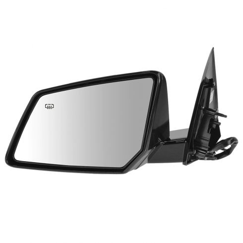 07-13 Outlook, Traverse, Acadia Power Heated Signal Pwr Fold Mirror LH