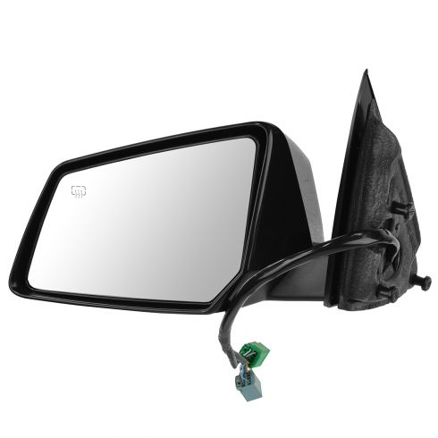 07-13 Outlook, Traverse, Acadia Power Heat Memory Signal Pwr Fold Mirror LH