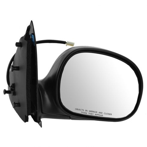 97-02 Ford F150; 98-99 F250LD Power Textured Mirror RH