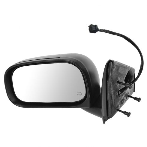 04-09 Dodge Durango Power Heated Memory Mirror LH