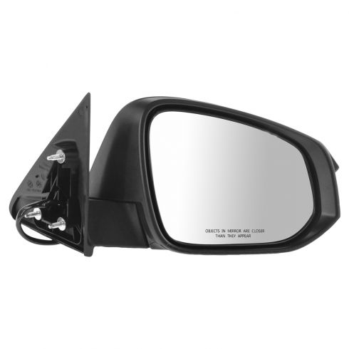 14-15 Toyota Highlander, Highlander Hybrid Power Heated w/Turn Signal PTM Cap Mirror RH