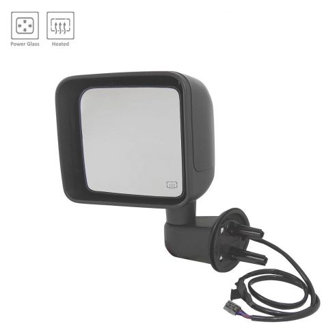 2014 Jeep Wrangler Power, Heated w/PTM Cap Mirror LH