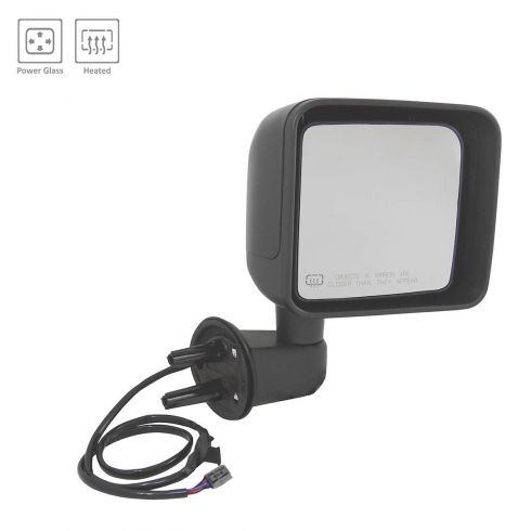 2014 Jeep Wrangler Power, Heated w/PTM Cap Mirror RH