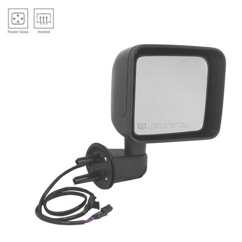 2015 Jeep Wrangler Power, Heated w/PTM Cap Mirror RH