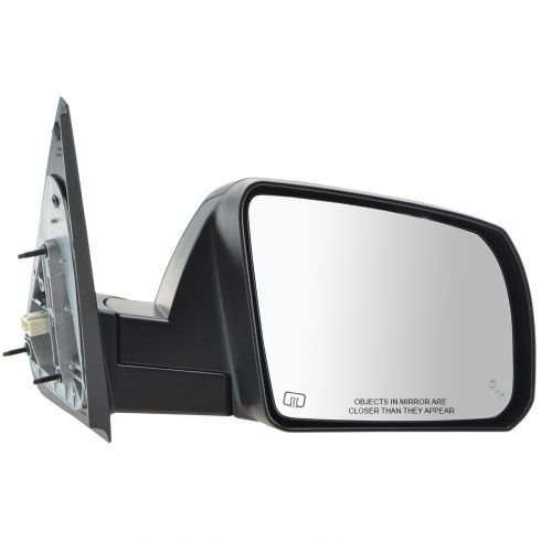 14-16 Toyota Tundra Power, Heated (w/Blind Spot Indicator) PTM Cap Mirror RH