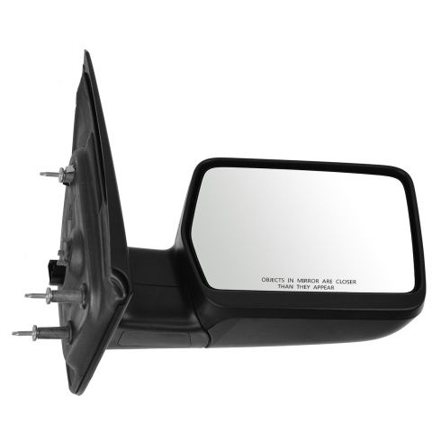 04-08 Ford F150 (New Body) Textured Black Power Mirror RH (Ford)