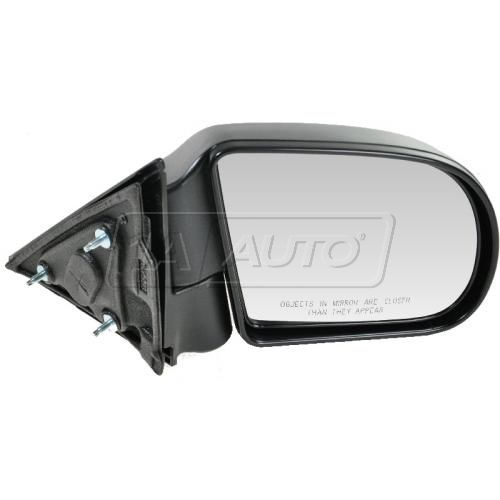 98-04 S10 Manual Mirror Blk RH