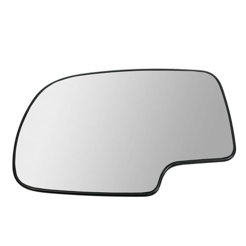 05-06 GM Full Size PU, SUV (w/3-15/16 In Mtr Mnt) Pwr Htd Snap in Mirror Glass LH