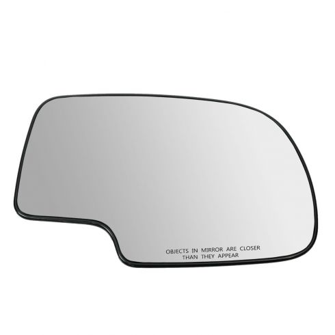 05-06 GM Full Size PU, SUV (w/3-15/16 In Mtr Mnt) Pwr Htd Snap in Mirror Glass RH
