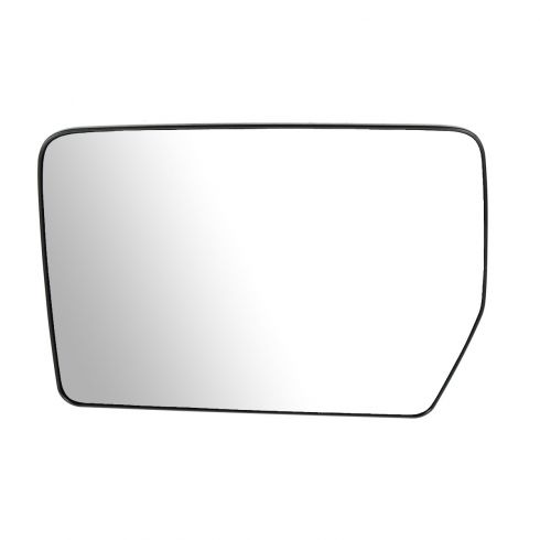 04 Ford F150 (New Body); 05-11 F150; 06-08 Lincoln Mark LT (Non Heated, Non Tow) Mirror Glass LH