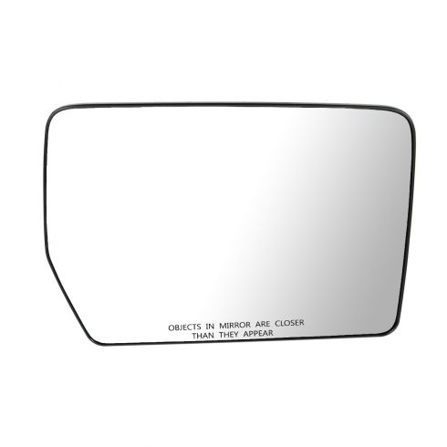 04 Ford F150 (New Body); 05-11 F150; 06-08 Lincoln Mark LT (Non Heated, Non Tow) Mirror Glass RH