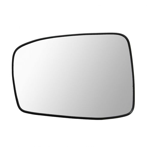 05-10 Honda Odyssey Power (Non Heated) Mirror Glass w/Backing LH