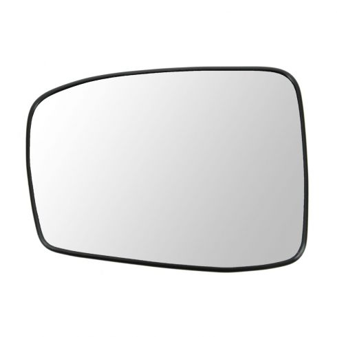 05-10 Honda Odyssey Power Heated Mirror Glass w/Backing LH