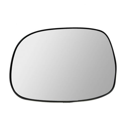 01-07 Sequoia; 00-06 Tundra Power (Non Heated) Mirror Glass w/Backing LH