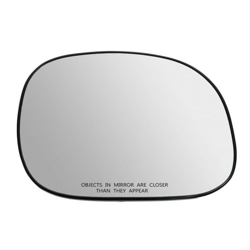 98-02 Ford Expedition; 97-04 F150; 98-99 F250 Non Heated Manual or Power Mirror Glass RH