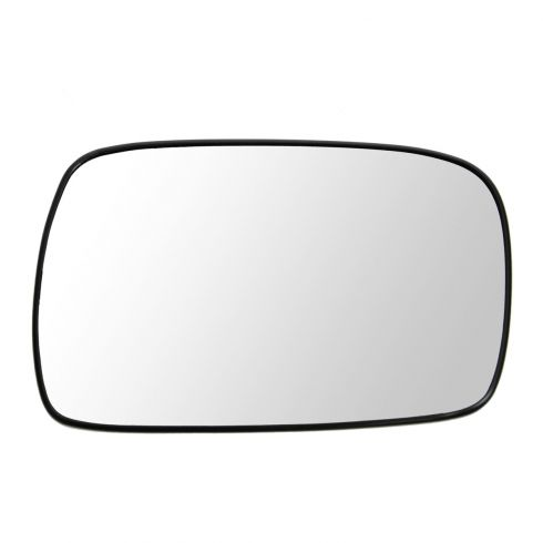 00-04 Legacy Outback; 03-06 Baja Non Heated Power Mirror Glass LH