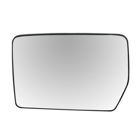 04-07 Ford F150; 06-08 Lincoln Mark LT (exc Tow Pkg) Power Heated Convex Mirror Glass w/Backing LH