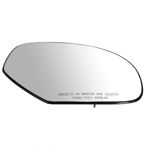 07-13 Silverado, Sierra 1500; 07-14 2500, 3500, FS SUV Non Tow Htd Convex Mirror Glass w/Backing RH