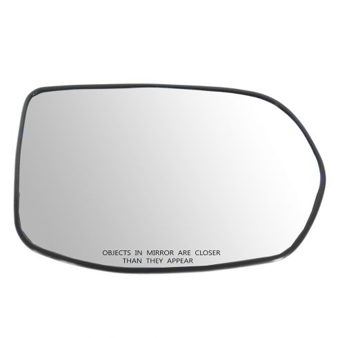 07-09 Honda CR-V Non Heated Plastic Backed Mirror Glass RH