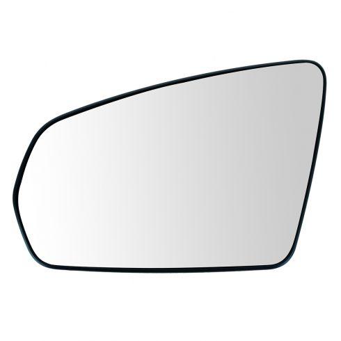 08-14 Avenger; 07-10 Sebring; 11 Chrysler 200 Power, Heated Mirror Glass w/Backing LH