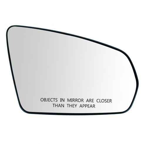 08-14 Avenger; 07-10 Sebring; 11 Chrysler 200 Power, Heated Mirror Glass w/Backing RH